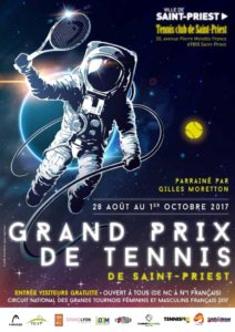 Grand Prix du Tennis 2018 @ Tennis Club Saint-Priest | Saint-Priest | Auvergne-Rhône-Alpes | France
