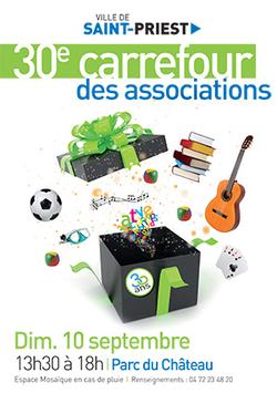 31e Carrefour de associations @ Parc du Château | Saint-Priest | Auvergne-Rhône-Alpes | France