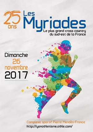 Le Cross des Myriades @ Complexe sportif Pierre-Mendès-France | Saint-Priest | Auvergne-Rhône-Alpes | France