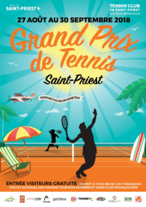 Grand Prix du Tennis 2019 @ Tennis Club Saint-Priest | Saint-Priest | Auvergne-Rhône-Alpes | France