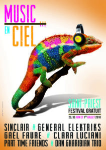 Festival Music en ciel 2019 @ Ville de Saint-Priest | Saint-Priest | Auvergne-Rhône-Alpes | France