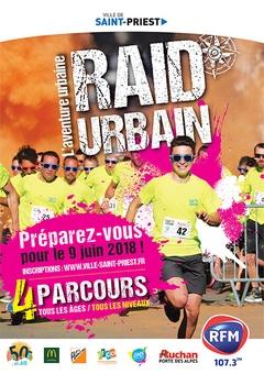 Le Raid urbain 2019 @ Ville de Saint-Priest | Saint-Priest | Auvergne-Rhône-Alpes | France