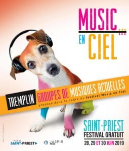Tremplin'Ciel 2019 @ Place Roger Salengro | Saint-Priest | Auvergne-Rhône-Alpes | France