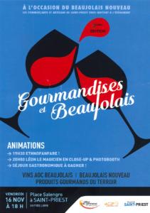 Gourmandises et Beaujolais @ Place Salengro | Saint-Priest | Auvergne-Rhône-Alpes | France