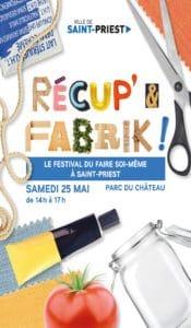 Recup' & Fabrik 2019 @ Parc du château de Saint-Priest | Saint-Priest | Auvergne-Rhône-Alpes | France
